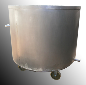 Mixer Tank Stainless Steel